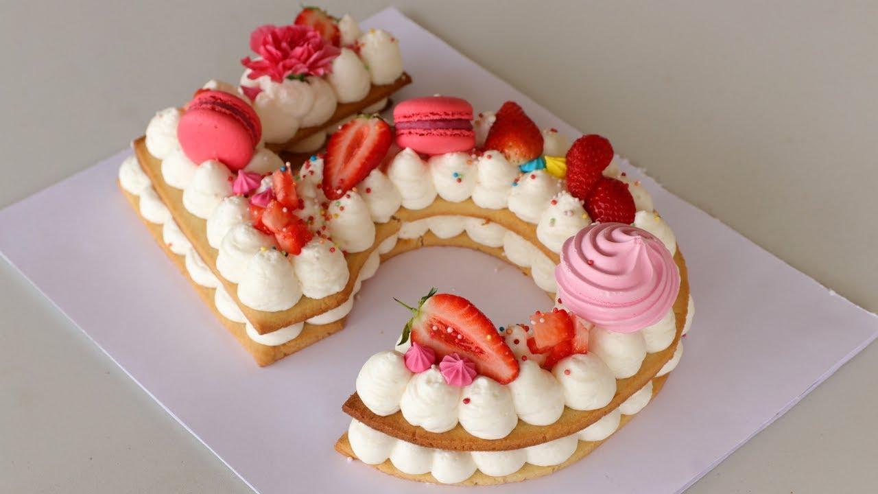 NUM002 - Number Cake