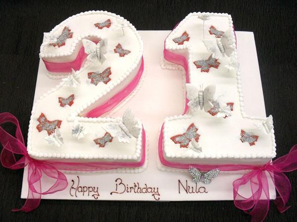 NUM001 - Number Cakes