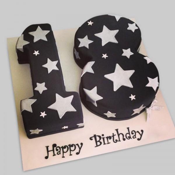 NUM003 - Number Cake