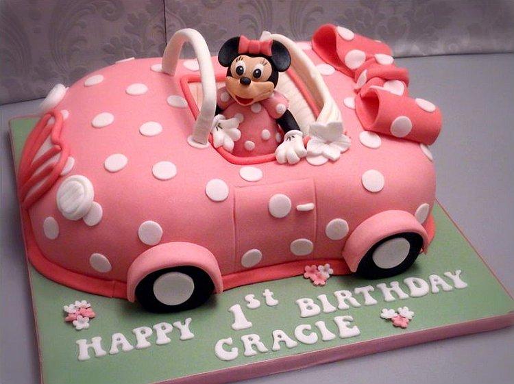 CAR007 - Car Cake
