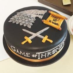 THM009 - Game Cake