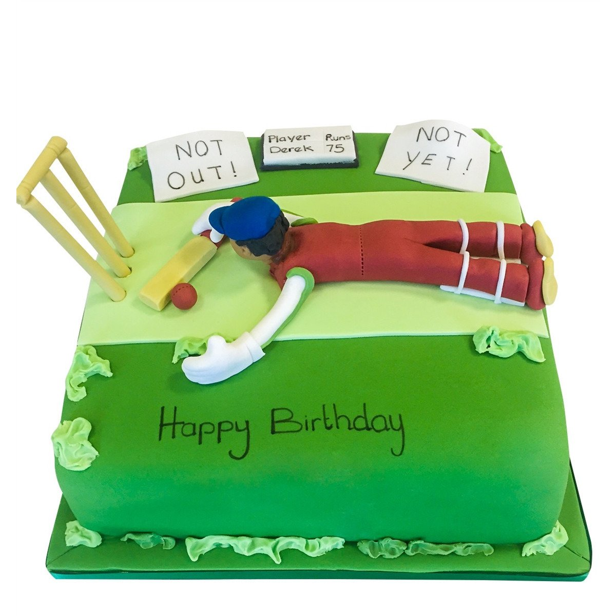 THM010 - Cricket Cake
