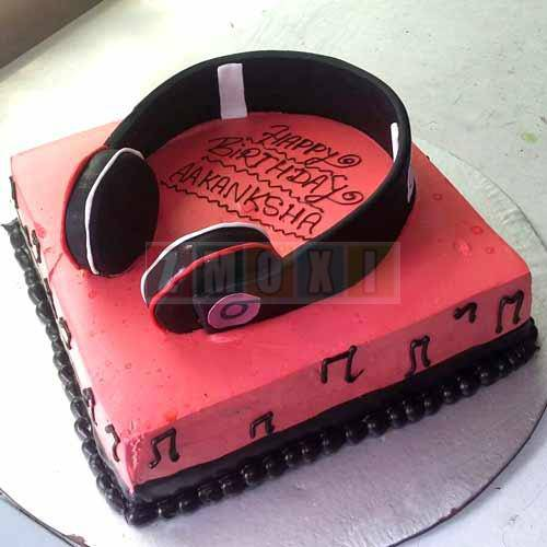 THM013 - Music lover Cake