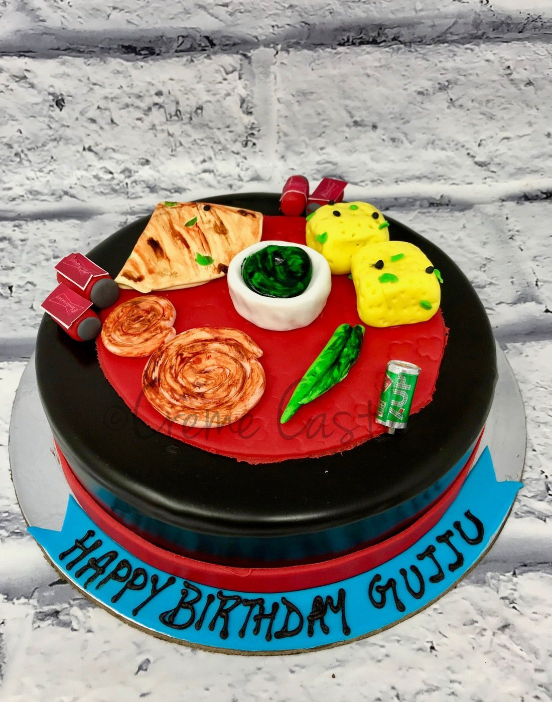 THM014 - Food Cake