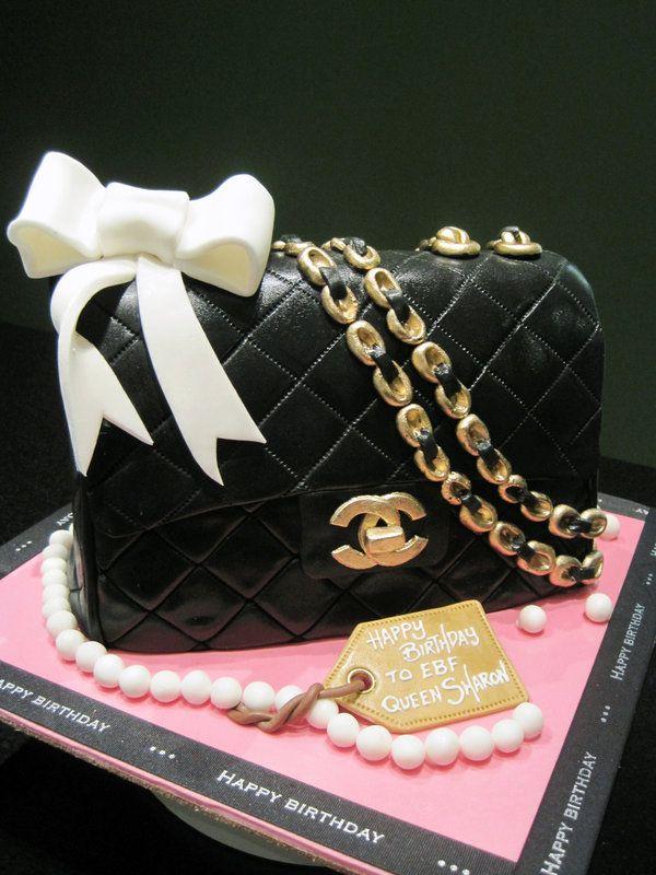 THM018 - Hand Bag Cake