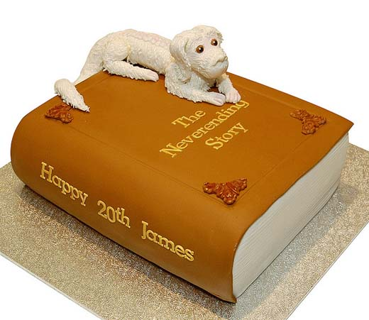 THM024 - Book Cake