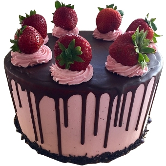 PRM043 - Amazing Choco Strawberry