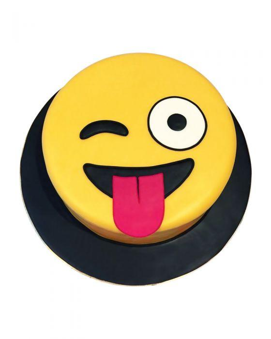SMY006 - Smiley Cake