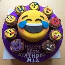SMY014 - Smiley Cake