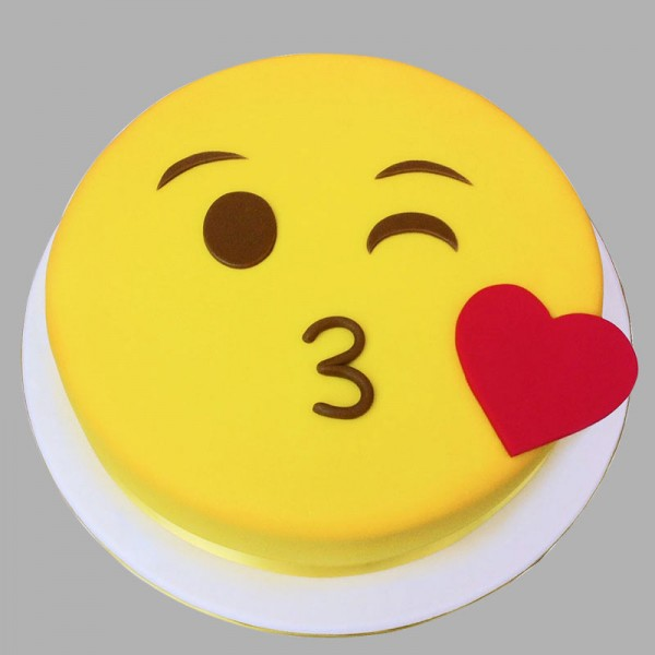 SMY015 - Smiley Cake