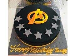 THM030 - Avengers cake