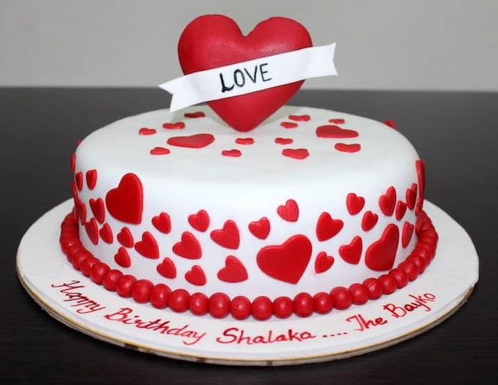 ANV016 - Love Cake