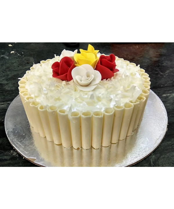 HBD030 - White Forest Cake
