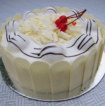 WFC016 - Simple Cake