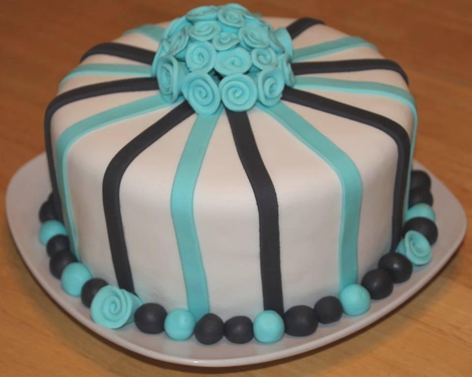 HBD18 - Choco Vanila Cake
