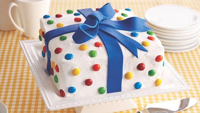 HBD023 - Gift Cake