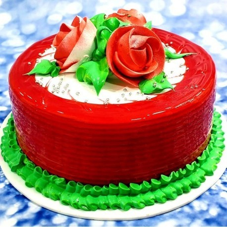 PRM012 - Flowers Cake