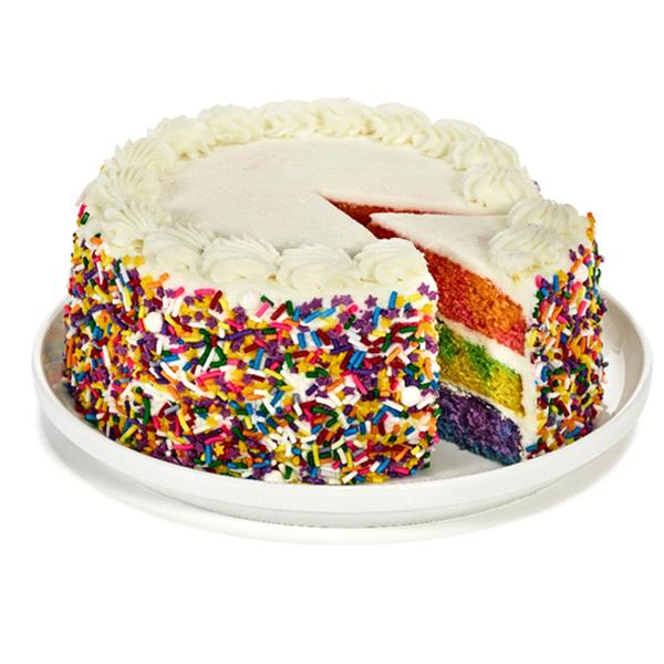 RBC001 - Rainbow Cake