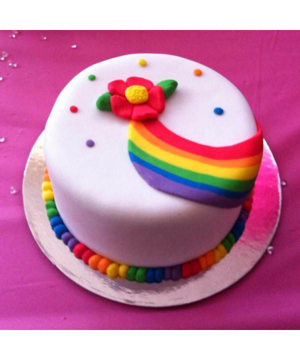 RBC006 - Rainbow Cake