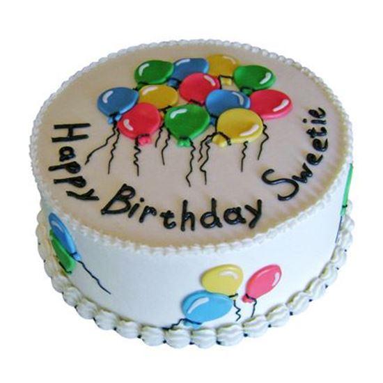 HBD028 - Baloon Cake