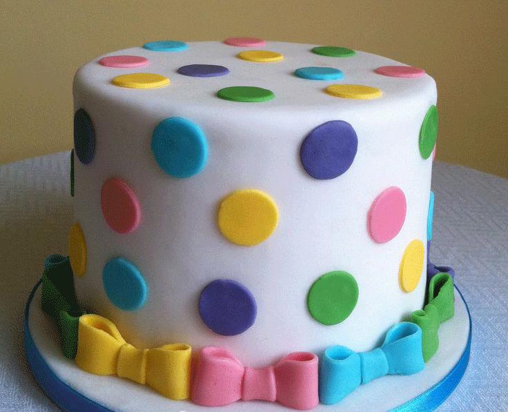 HBD029 - Round Cake