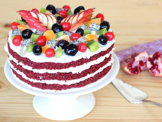 FRU012 - Fruit Cake