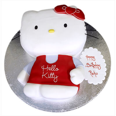 CRT018 - Kitty Cake