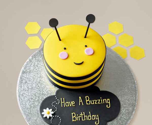 BMB002 - Bee Cake