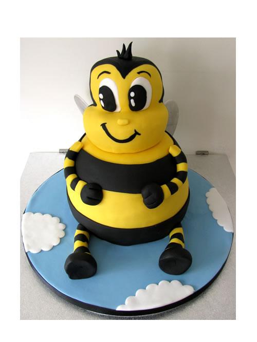 BMB006 - Bee Cake