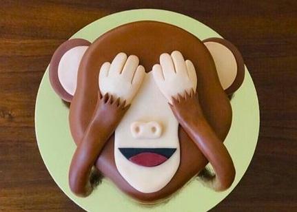 SMY019 - Monkey Cake