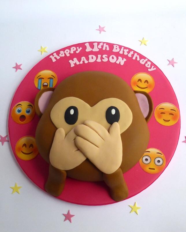 SMY026 - Monkey Cake