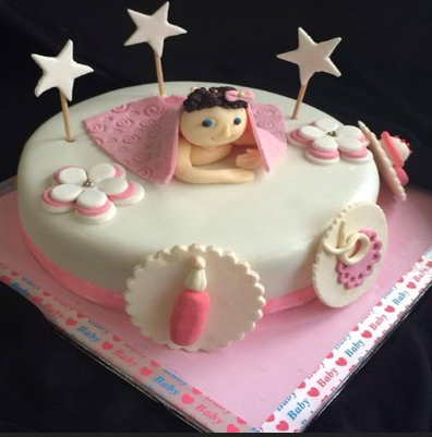 BSC008 - Baby Star Cake