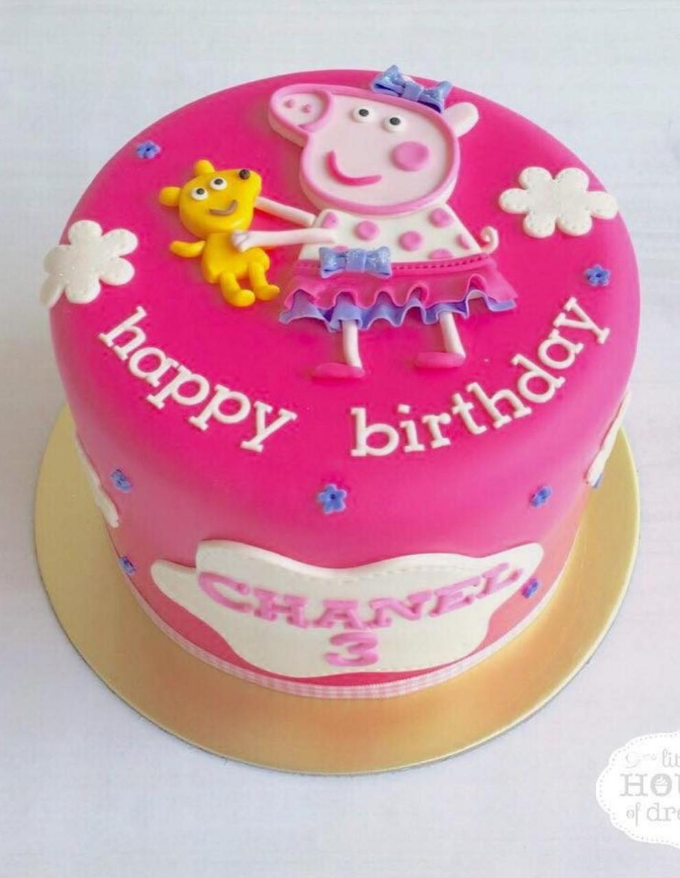 HBD037 - Birthday cake