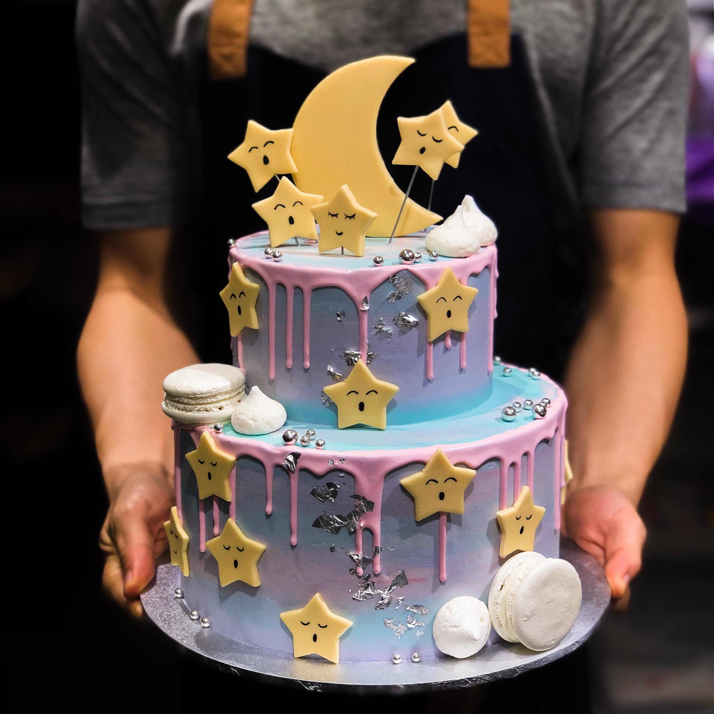 LWD035 - Star Cake
