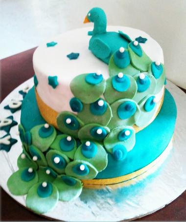 LWD036 - Bird Cake