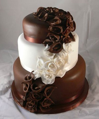 LWD040 - Chocolate Layer Cake