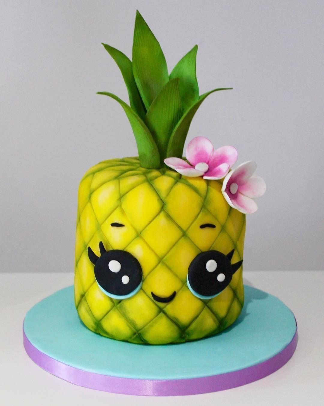 PAC002 - Pineapple Cake