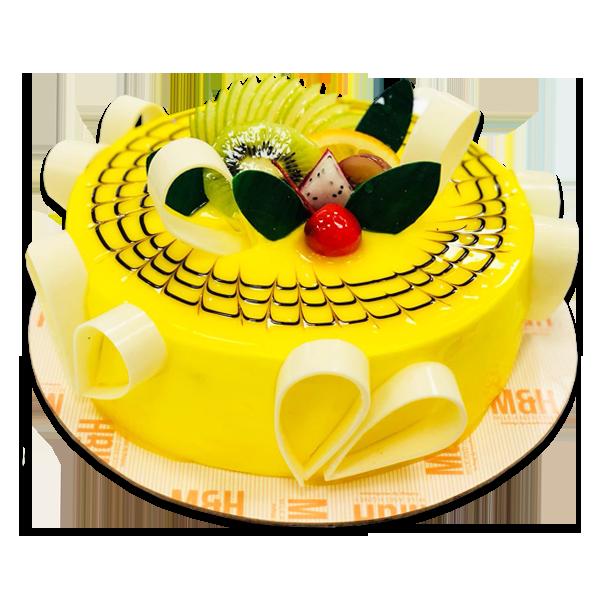 PAC003 - Pineapple Cake