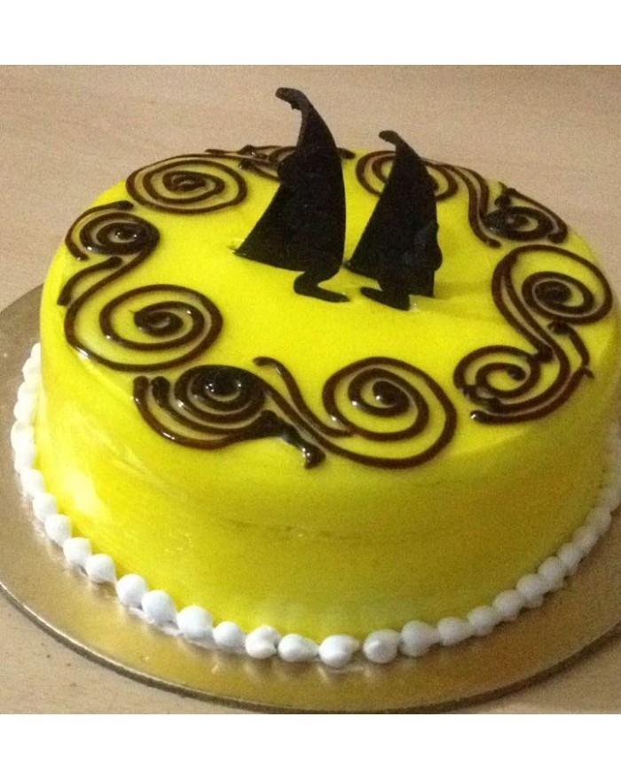 PAC005 - Pineapple cake