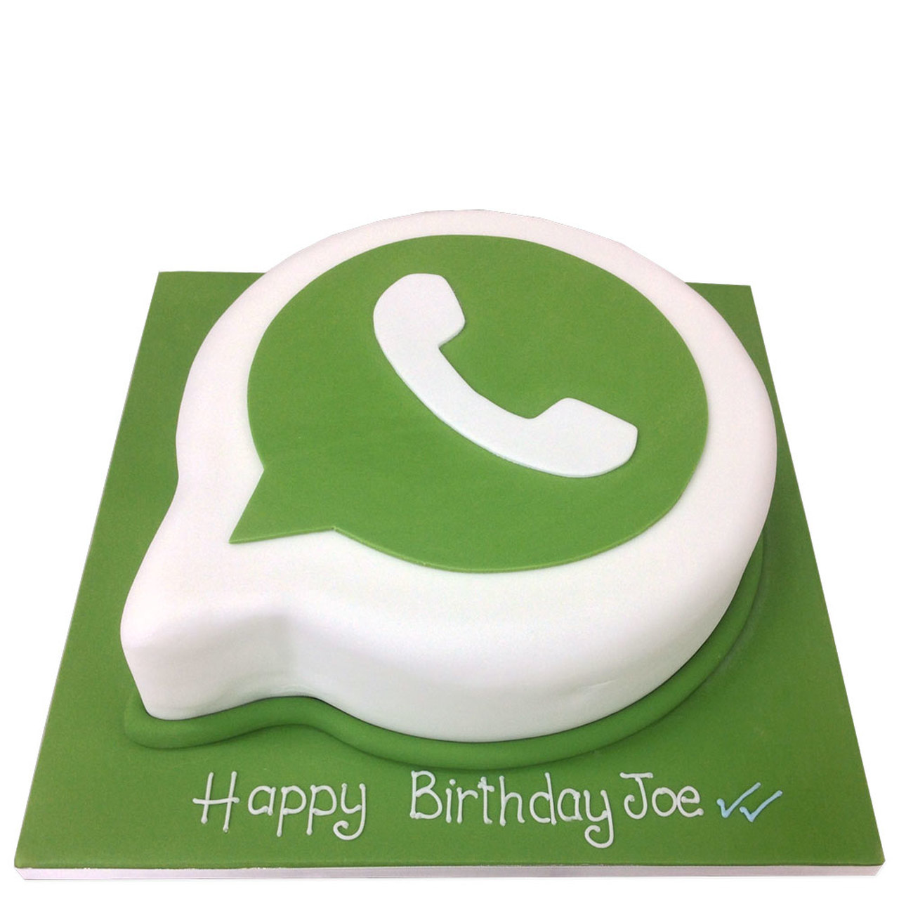 SMC002 - Watsapp cake