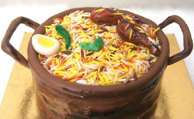 THM039 - Biriyani Cake