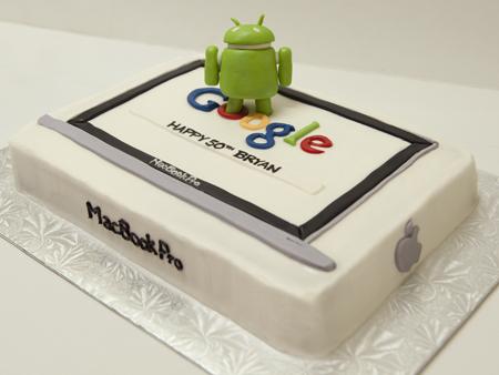 SMC006 - Google Cake