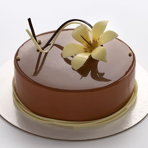 MRR011 - Deep Choco Mirror Cake