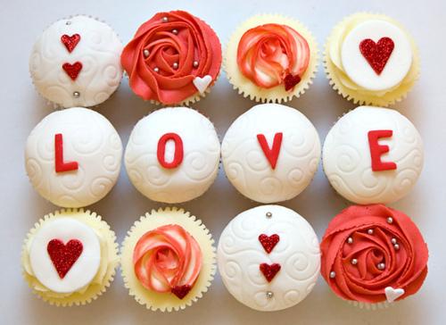 CPC009 - Valentine Cup Cake